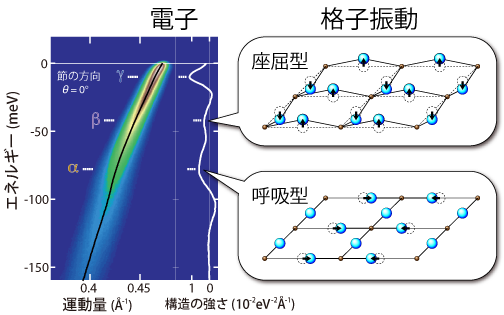 高温超伝導の立役者、決定的証拠を観測